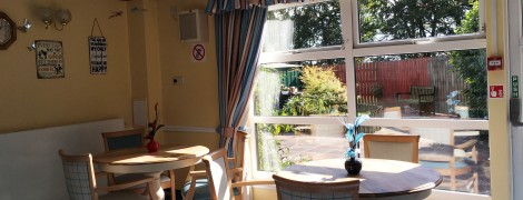New Dementia Cafe at Tippethill Hospital thanks to fundraising efforts