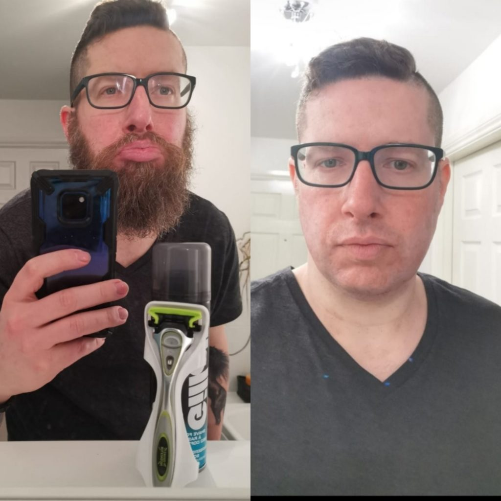 You Shave They Save image
