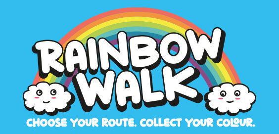 Fundraising Event: Rainbow Walk