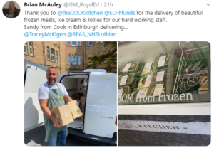 Funded Projects Cook Edinburgh Partnership