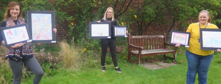 Edinburgh and Lothians Health Foundation supports Midlothian Art Resilience Project