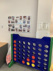 St John's Wellbeing Space Connect Four