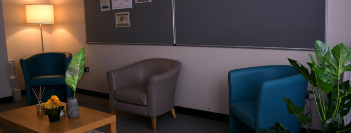 Permanent Staff Wellbeing Spaces